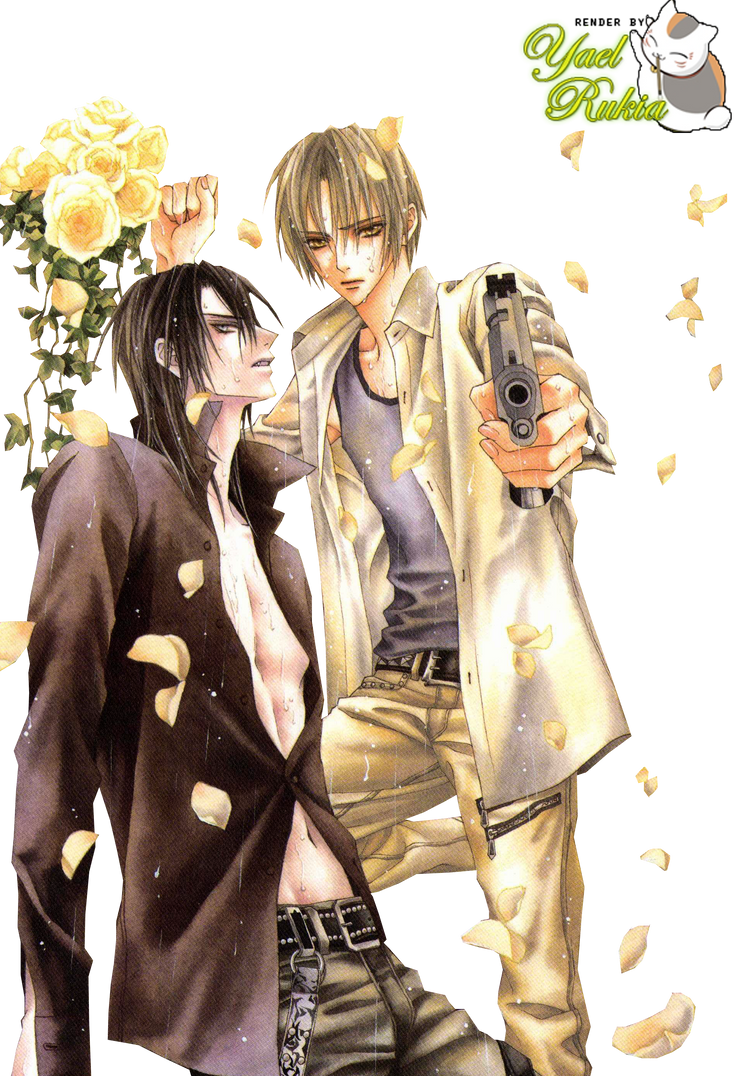 Render-Yuki y Luka(Zess) by YaelRukia