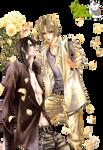 Render-Yuki y Luka(Zess)