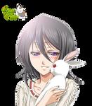 Render:Rukia con conejito