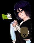 Render:Rukia Kuchiki