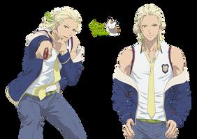 Render: Mage Nanashiro