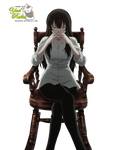 Render: Sakurako Kujou 1