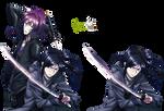 Render: Yukari y Kuroh
