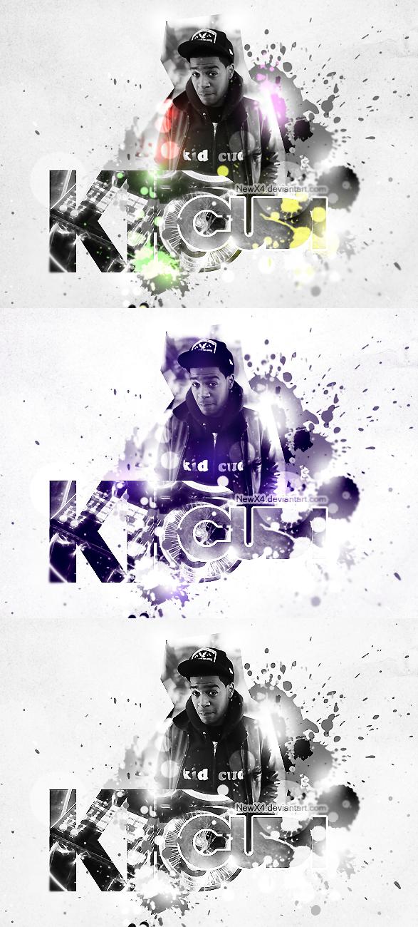 Kid Cudi ART by NewX4