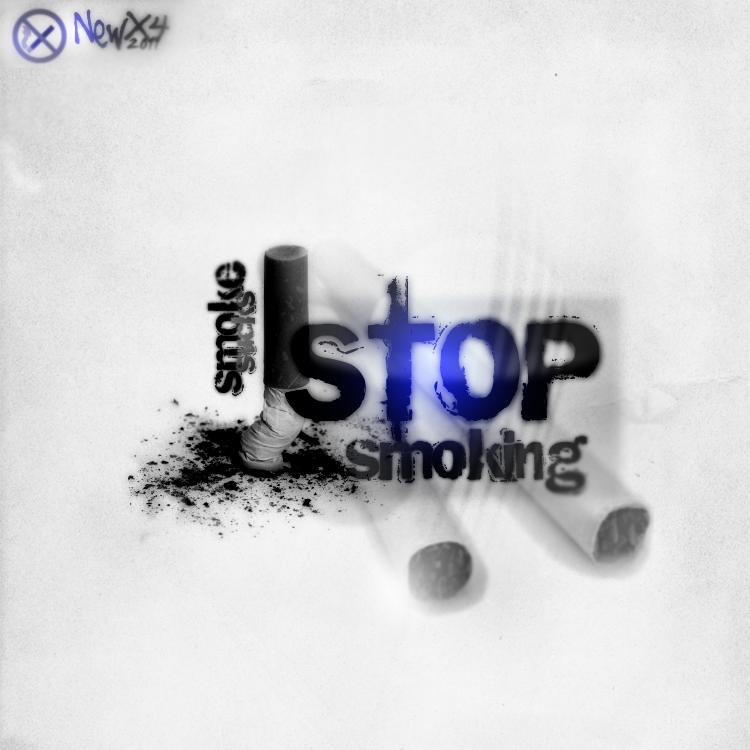 Stop smoking by NewX4
