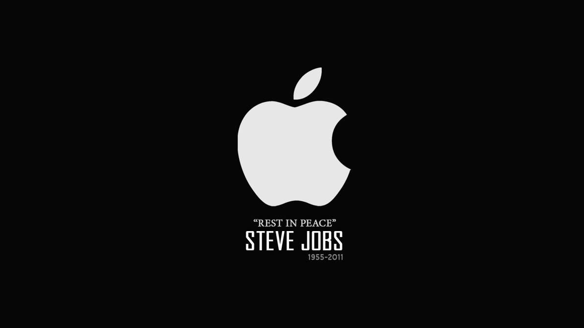 Rest In Peace Steve Jobs >> Steve Jobs R I P By Newx4 On Deviantart