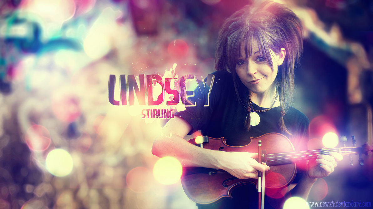 Lindsey Stirling wallpaper by NewX4