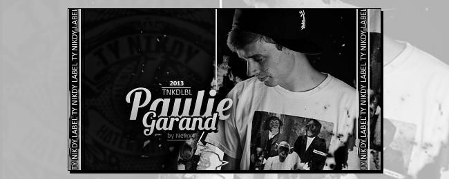 Paulie Garand signature by NewX4