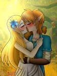 Zelink Love Afternoon (Breath of the Wild)