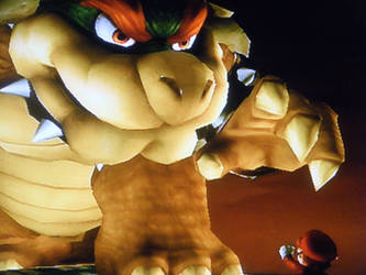Giant Bowser by MandS-14