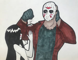 Jason is Strong Boy
