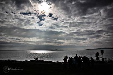 Red Islanders' Eclipse by DanielGeesen