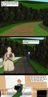 MMD: England in Wonderland part 1