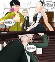 MMD Komaeda's big punishment