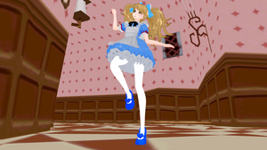 MMD Newcommer: Alice Of England