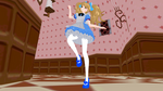 MMD Newcommer: Alice Of England by Eripmav-darkness