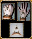 Golden Slave Bracelet