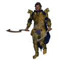 Cain's Wolflord Armor