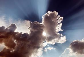 Dramatic sky by west-kis