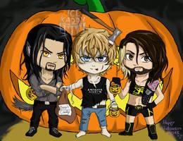 The Halloween Shield by IceKaddy