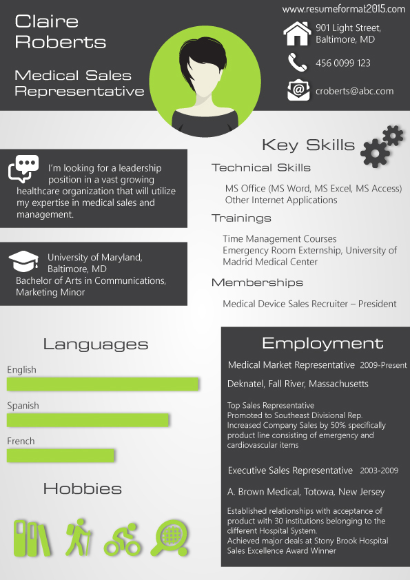 standard resume format 2015 by ashtonsharman on deviantart