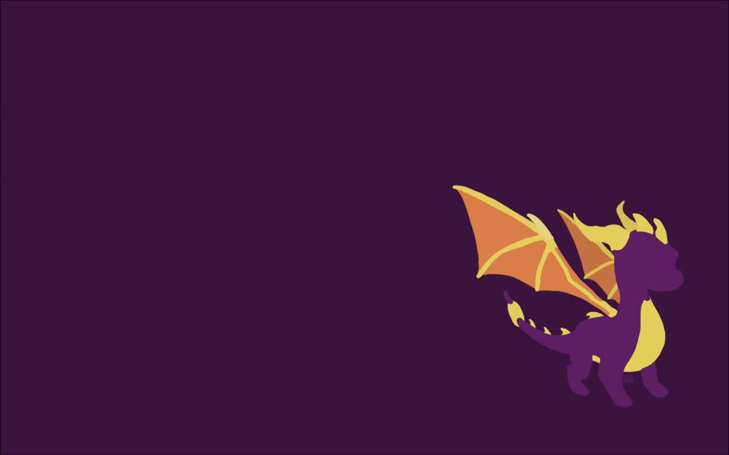 Spyro Wallpaper By Vcorb1