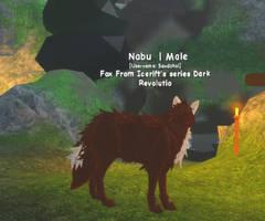 Nabu by Toothlesstar