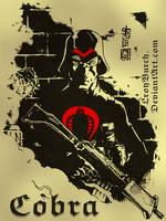 Cobra Officer by lroyburch