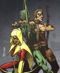 Green Arrow and Friends