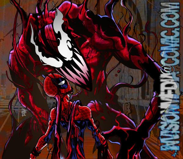 Carnage by lroyburch on DeviantArt