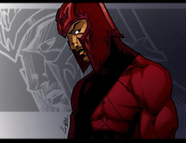 magneto by lroyburch