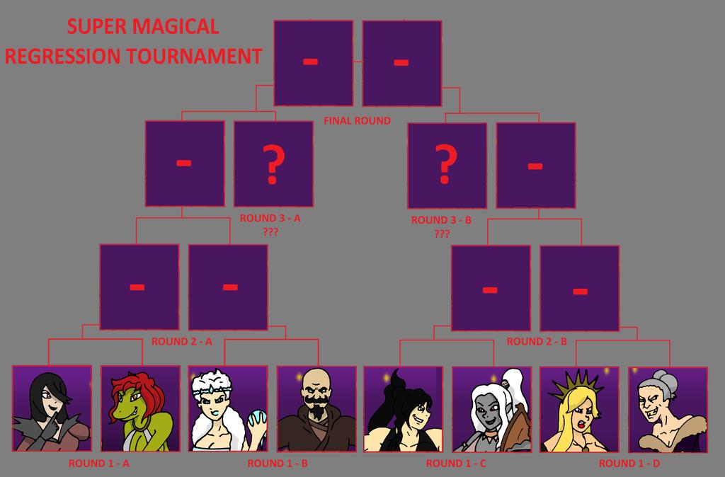 Tournament Roster by klatuk4u