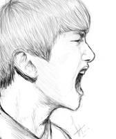 Byun Baekhyun. by ukissmecrazy