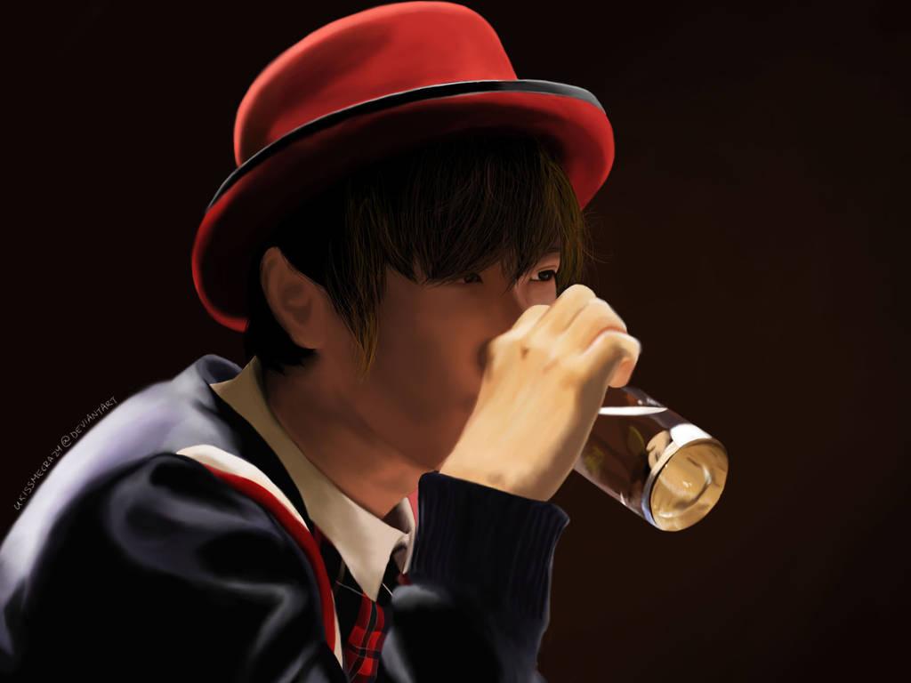 'Water You Doing, Ry?' by ukissmecrazy