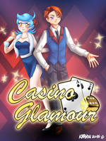 MRA: Casino Glamour Poster by ValKrayon