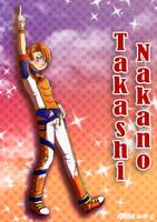 MRA: Takashi poster by ValKrayon