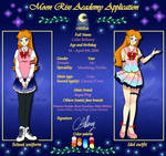 MRA: Celia Bellamy - 1st year