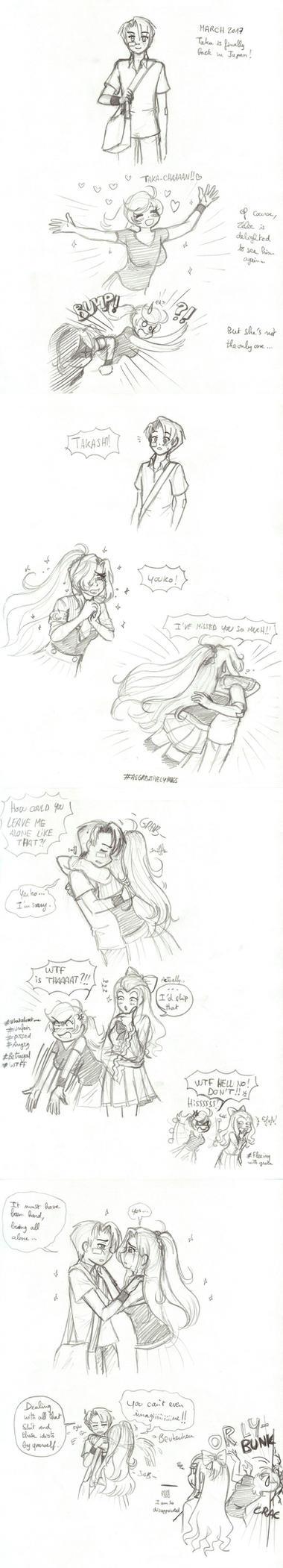 MSRA: [P] Taka's return? by ValKrayon