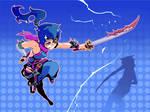 Ninja of the KATANA