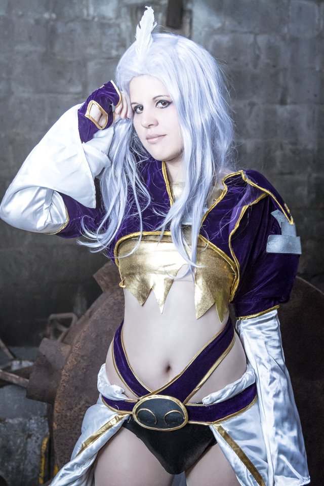 Kuja Cosplay by x-Crys-x