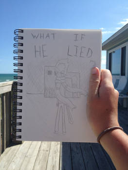 What If He Lied