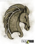 FantasyBooks Horse