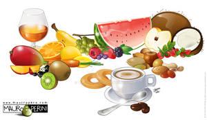 Visual Fruits
