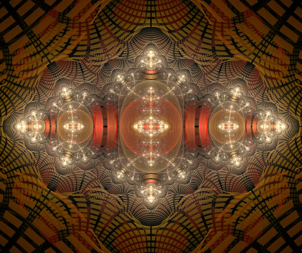 Julian Set Outline Tutorial by katdesignstudio