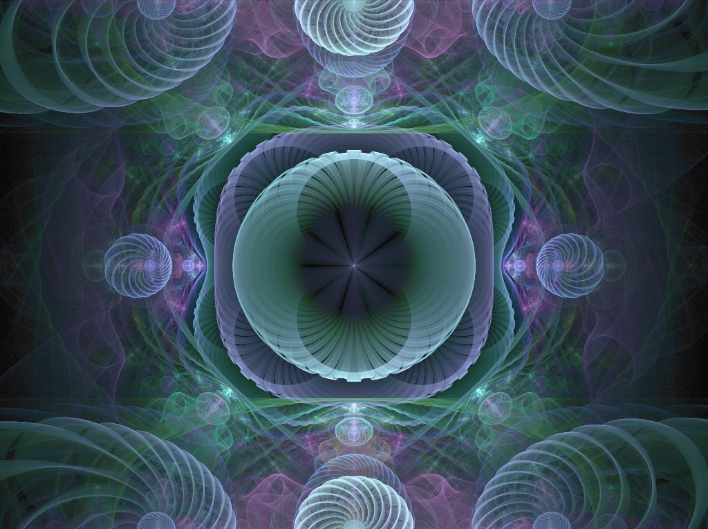 Ammonite Galaxy by katdesignstudio