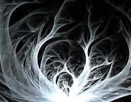 The Spirit Tree by technochroma