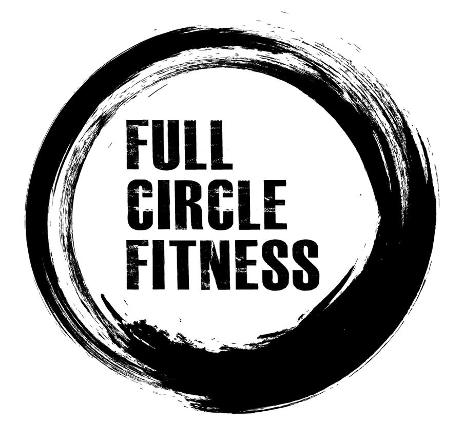 Logo Design - Full Circle Fitness by katdesignstudio