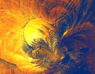 Sun Echoes by technochroma