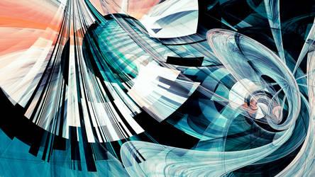 Symphony in Blue by technochroma