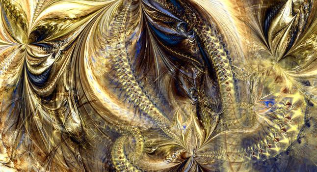 Draken en Vlinders by technochroma